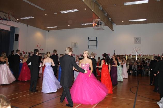 Den årliga Gammeldansen!